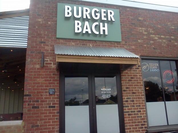 Burger Bach Gastropub