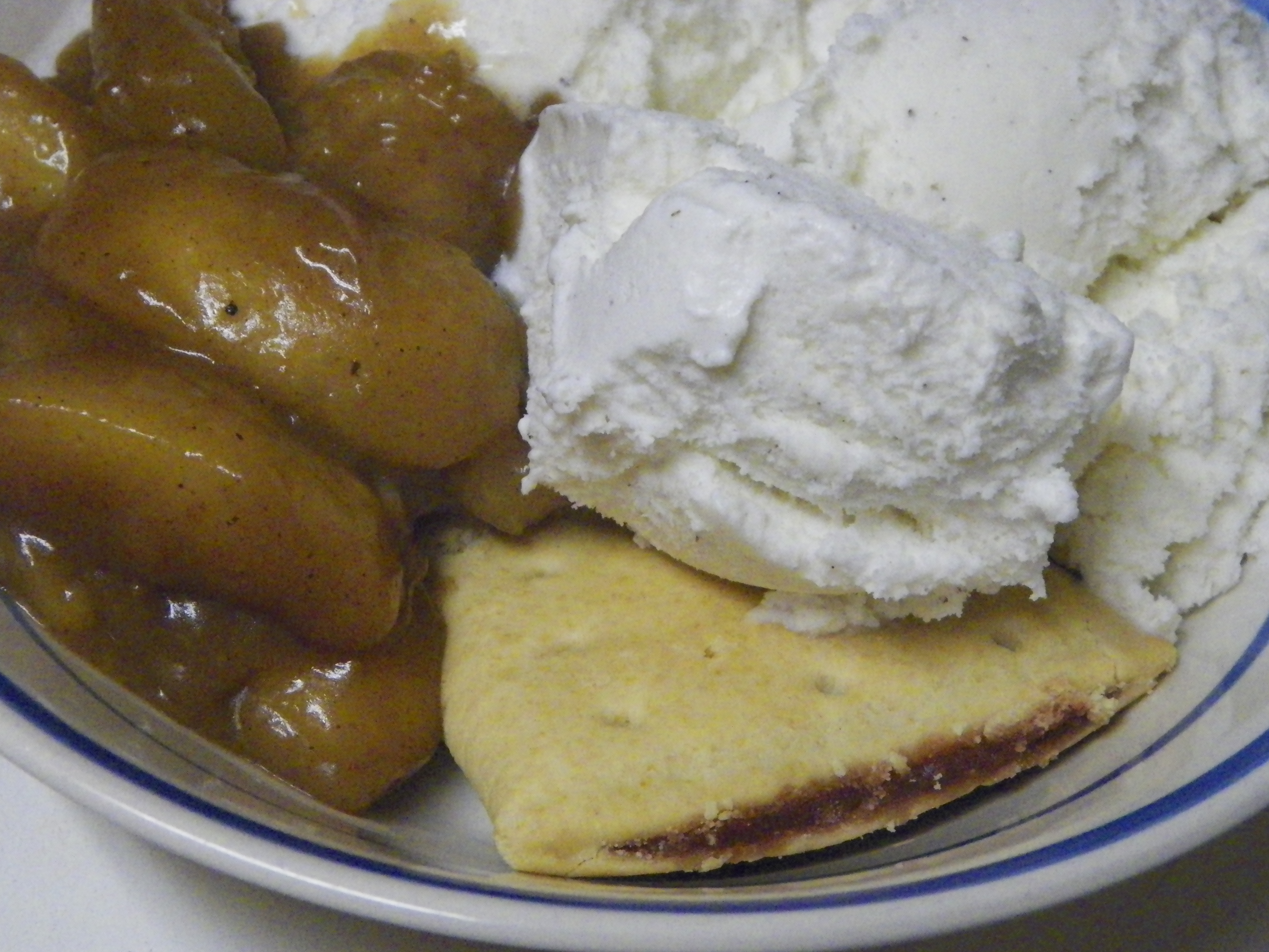 Quick Easy Gluten Free Apple Pie Ala Mode