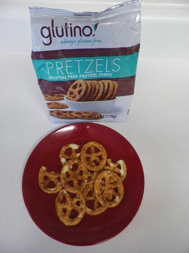 Glutino Gluten Free Pretzel Chips