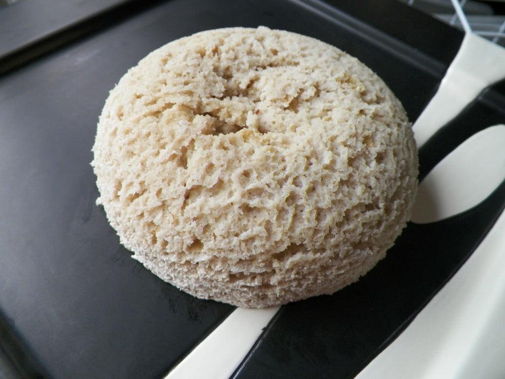Coconut Flour Breakfast Donut Cake