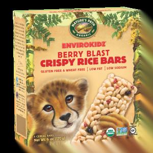 Envirokids Berry Blast Crispy Rice Bar