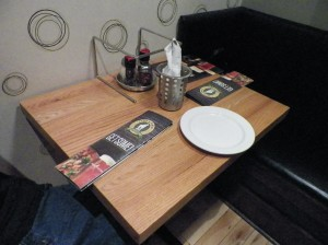 Pies And Pints Table Charleston WV